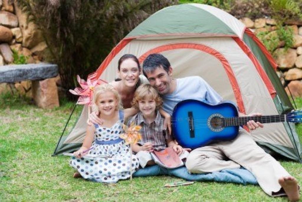 ou faire du camping
