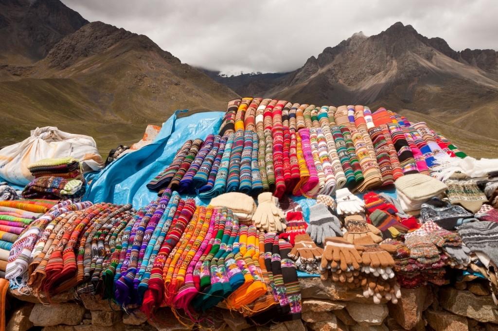souvenir Pérou