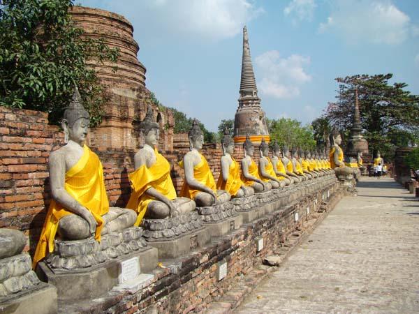 vivre dans un temple bouddhiste