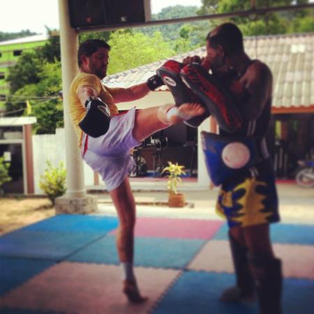 camp thailande