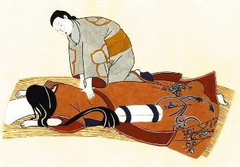 shiatsu japon