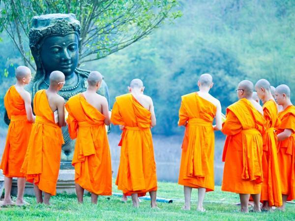 temple en thailande
