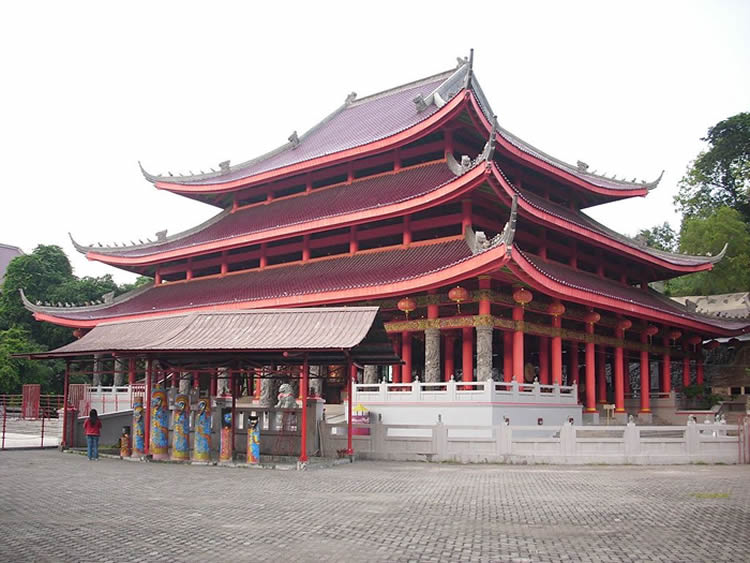 Sam Po Kong Temple Semarang, Indonesia
