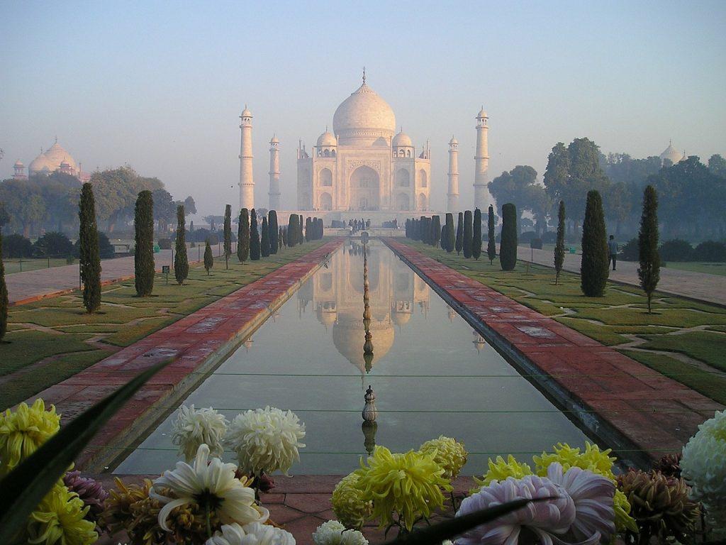 Inde - Taj Mahal 2